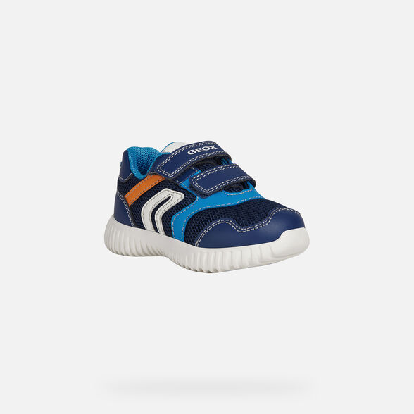BABY SNEAKERS GEOX WAVINESS BABY BOY - 3