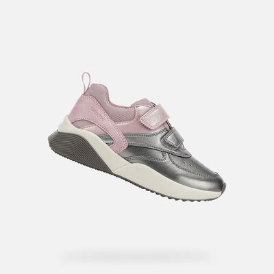 SNEAKERS GIRL GEOX SINEAD GIRL