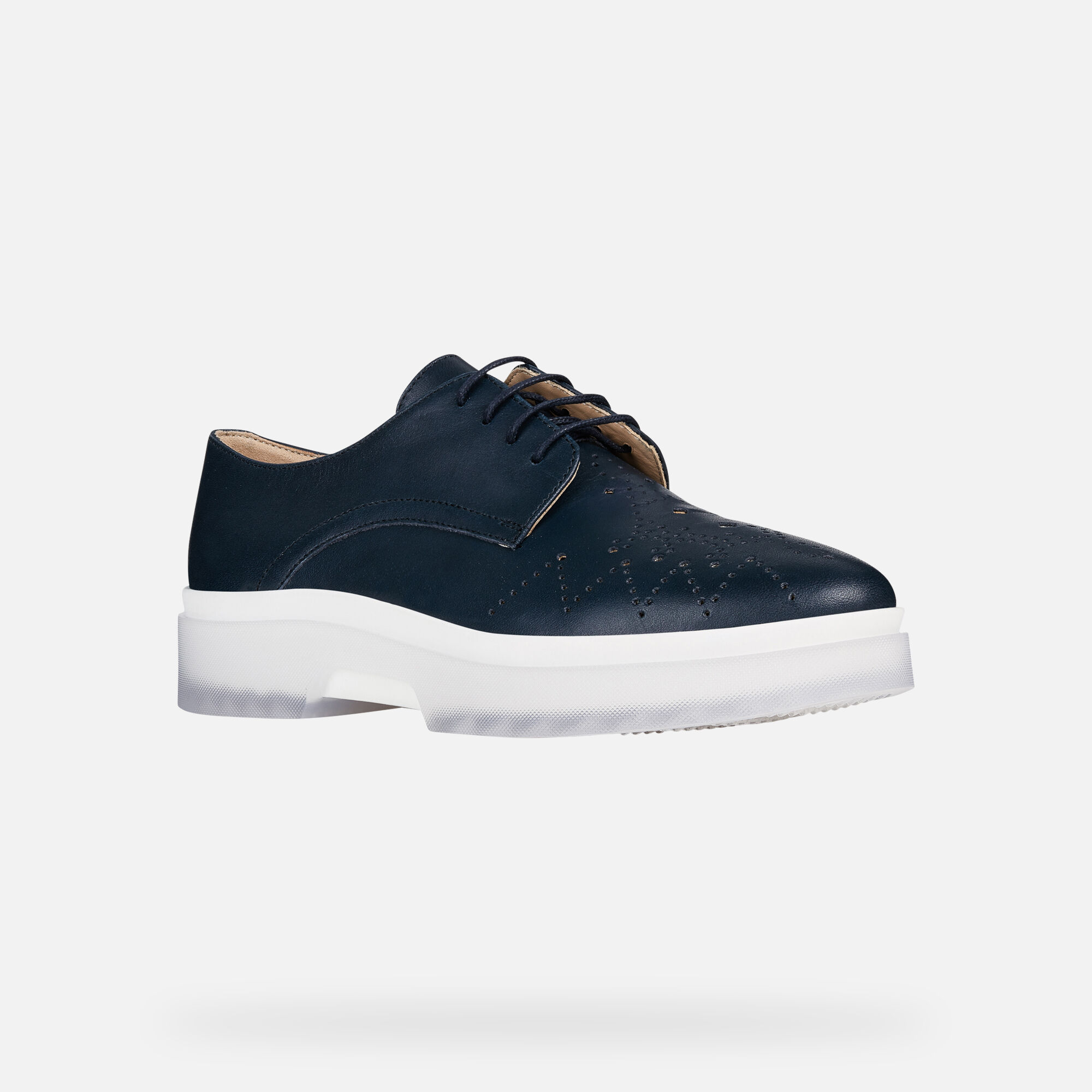 Geox D MYLUSE: Blue Navy Woman Shoes | Geox SS19