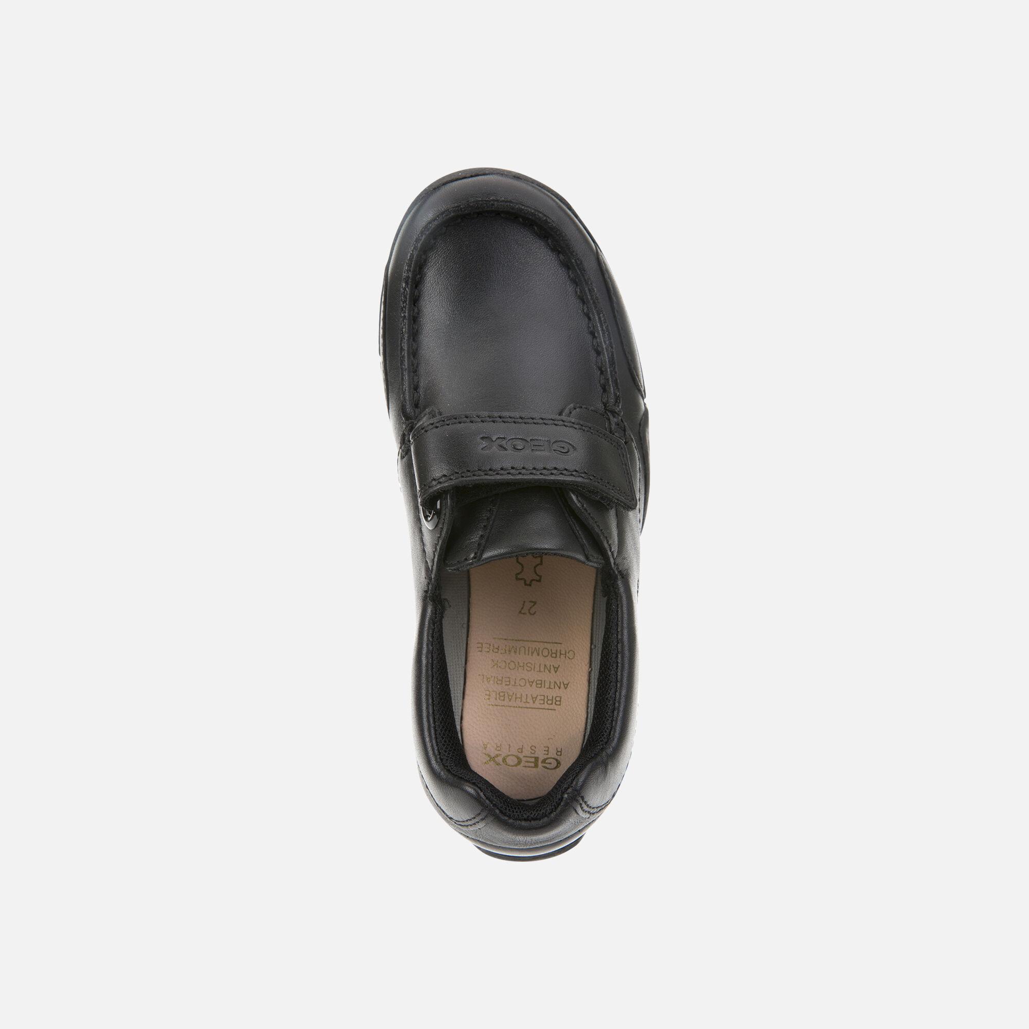 Shoes for School Boys, Uniform Shoes   Geox