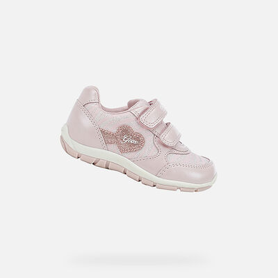 SNEAKERS BABY GEOX SHAAX BABY GIRL