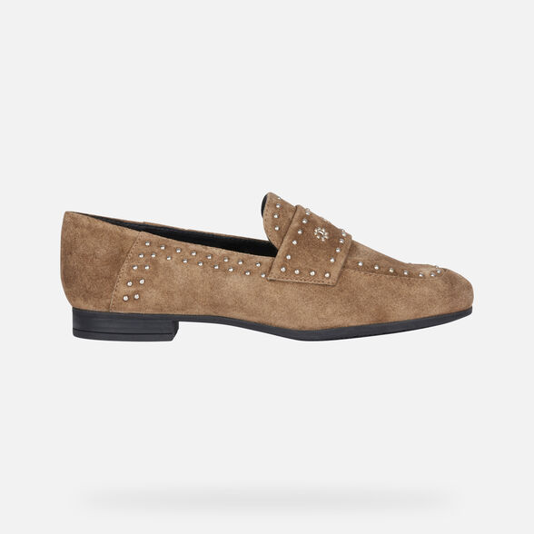 LOAFERS WOMAN GEOX MARLYNA WOMAN - 2