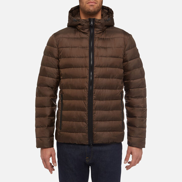 MAN DOWN JACKETS GEOX DENNIE MAN - 2