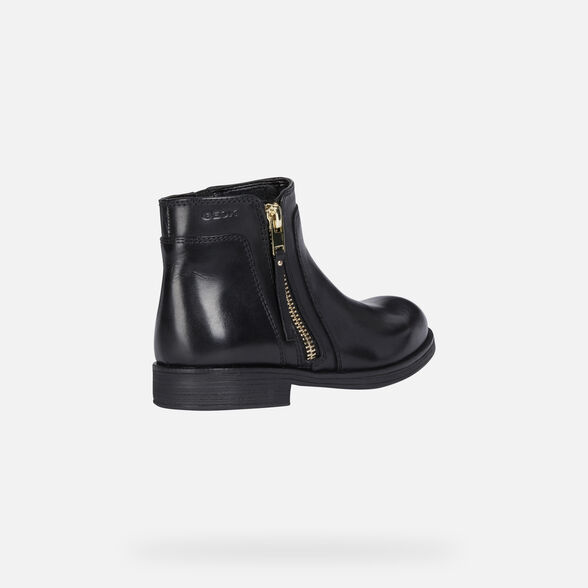 ANKLE BOOTS GIRL GEOX AGATA GIRL - 5