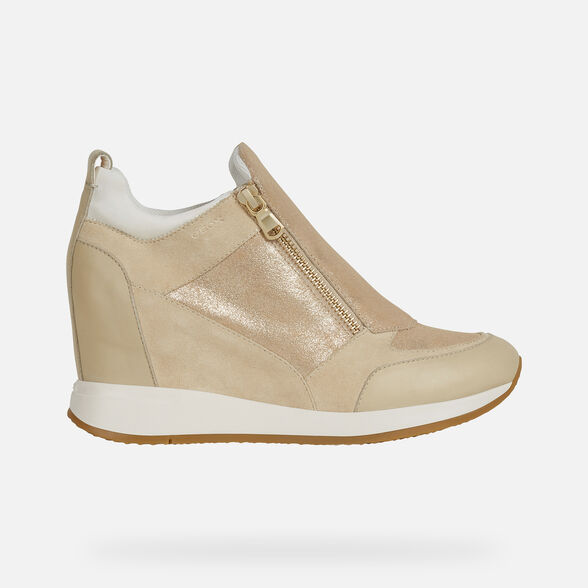 WOMAN SNEAKERS GEOX NYDAME WOMAN - 2