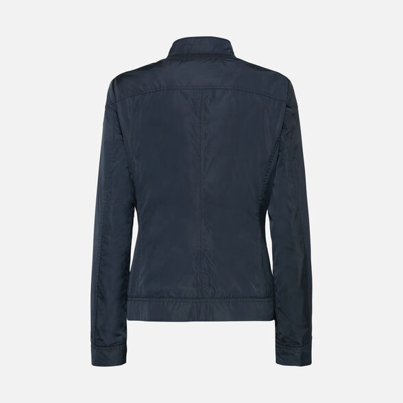WOMAN JACKETS GEOX GENZIANA WOMAN - 5