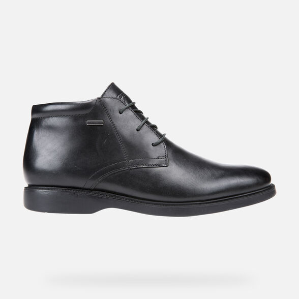 FORMAL SHOES MAN GEOX BRAYDEN ABX MAN - 3