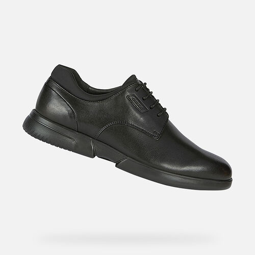 CASUAL SHOES MAN GEOX SMOOTHER MAN - null