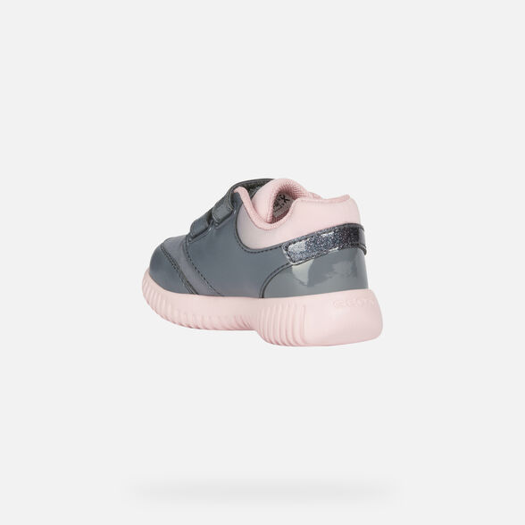 LOW TOP BABY GEOX WAVINESS BABY GIRL - 4