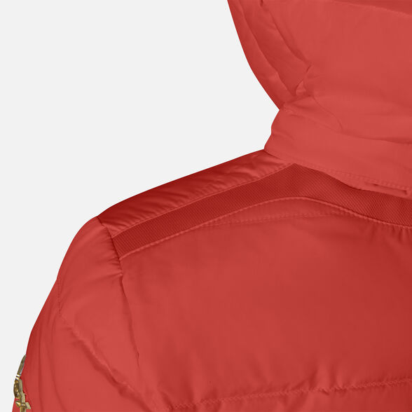 DOWN JACKETS WOMAN GEOX ADRYA WOMAN - 4