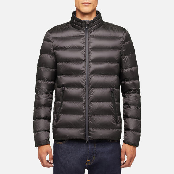 DOWN JACKETS MAN GEOX DERECK MAN - 2