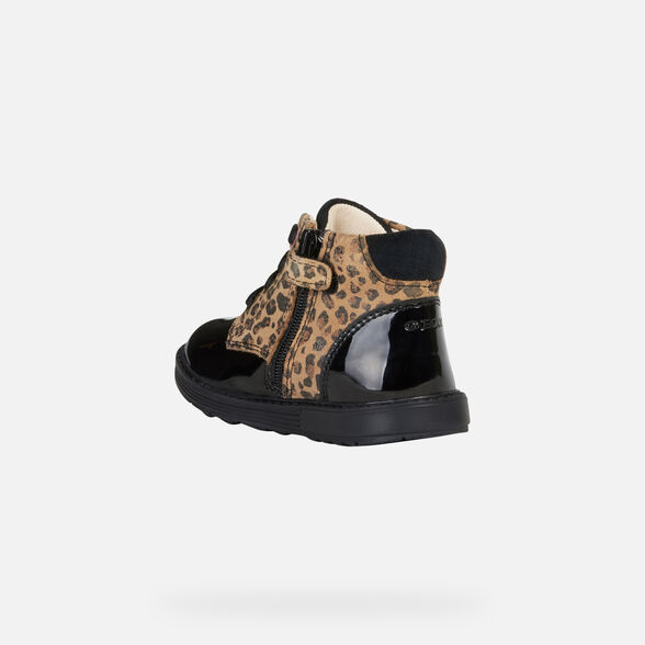 SNEAKERS BABY GEOX HYNDE BABY GIRL - 4