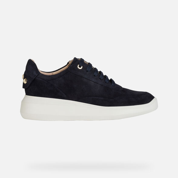 LOW TOP WOMAN GEOX RUBIDIA WOMAN - 3