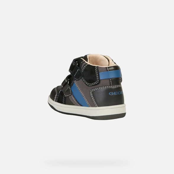 SNEAKERS BABY GEOX NEW FLICK BABY BOY - 4