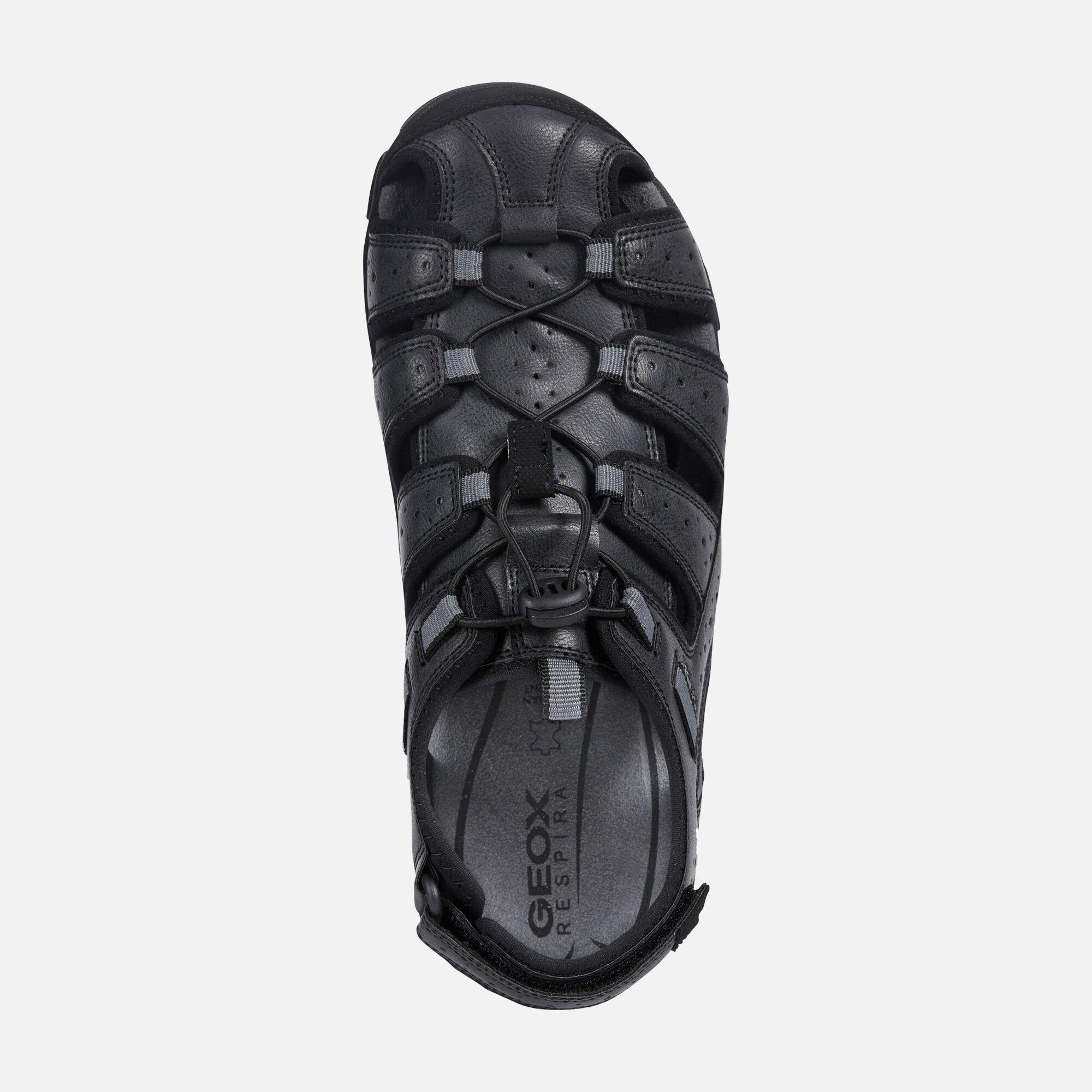 Geox Schuhe Online Shop, Geox STRADA Walking sandal Herren