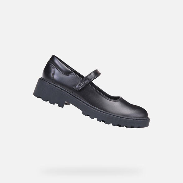 CHAUSSURES POUR UNIFORME FILLE GEOX CASEY FILLE - 2