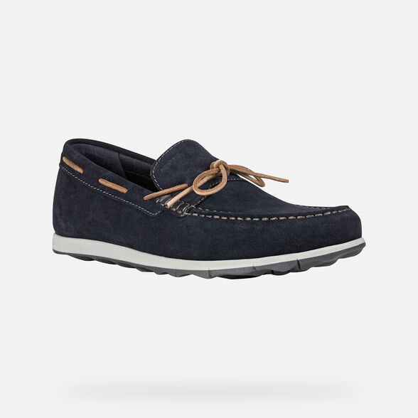 MAN LOAFERS GEOX CALAROSSA MAN - 3