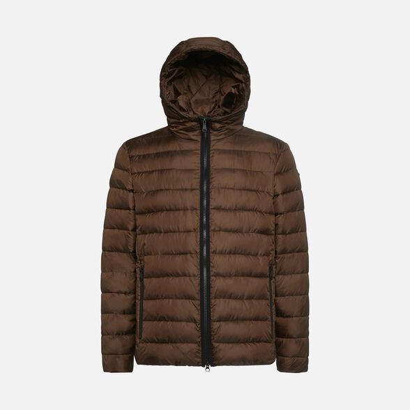 MAN DOWN JACKETS GEOX DENNIE MAN - 1