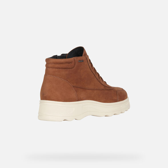 ANKLE BOOTS WOMAN GEOX HOSMOS ABX WOMAN - 5