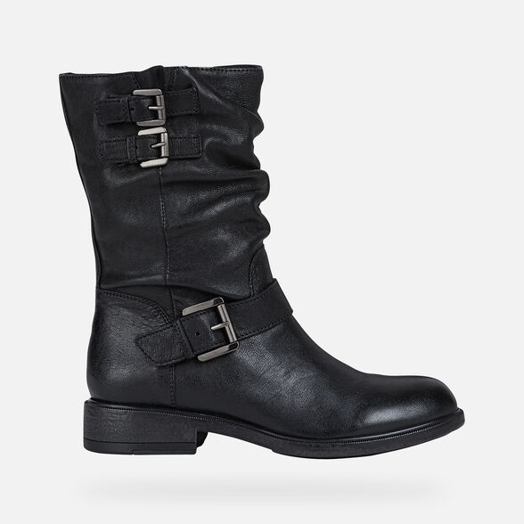 WOMAN ANKLE BOOTS GEOX CATRIA WOMAN - 2