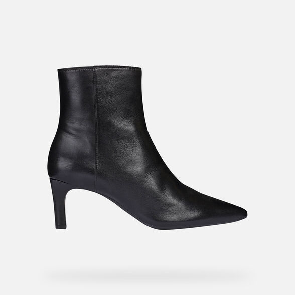 ANKLE BOOTS WOMAN GEOX BIBBIANA WOMAN - 3