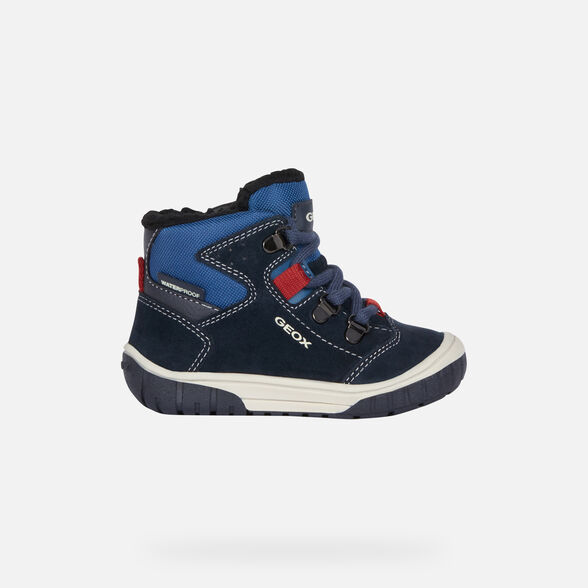 ANKLE BOOTS BABY GEOX OMAR BABY BOY - 2