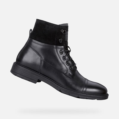 DEMI-BOTTES HOMME GEOX ALBERICK HOMME