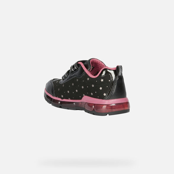 LIGHT-UP SHOES GIRL GEOX ANDROID GIRL - 4