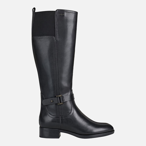 BOOTS WOMAN GEOX FELICITY ABX WOMAN - null