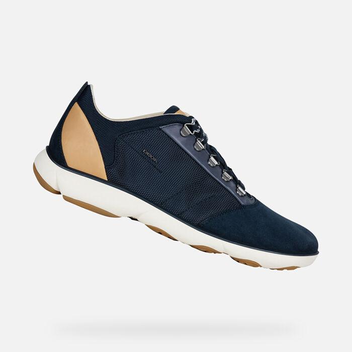 Uomo Uomo Da Scarpe Sneakers Scarpe Da Sneakers TraspirantiGeox Sneakers Scarpe TraspirantiGeox v0mn8wNO