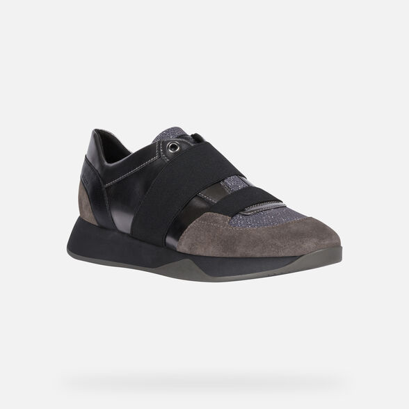 LOW TOP WOMAN GEOX SUZZIE WOMAN - 3