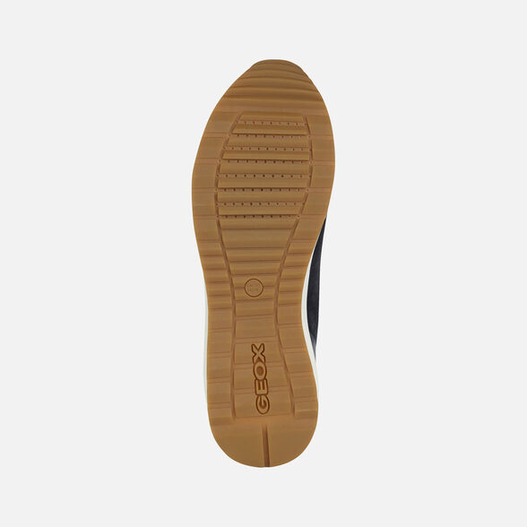SNEAKERS WOMAN GEOX AIRELL WOMAN - NAVY
