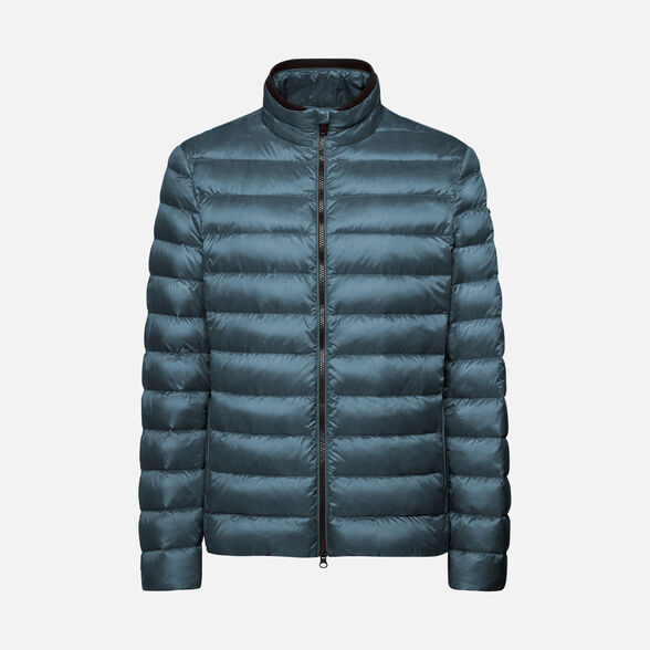 MAN DOWN JACKETS GEOX DERECK MAN - 1