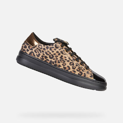 SNEAKERS DONNA GEOX PONTOISE DONNA