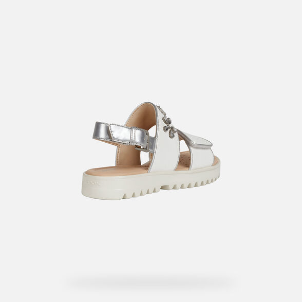 GIRL SANDALS GEOX CORALIE GIRL - 5