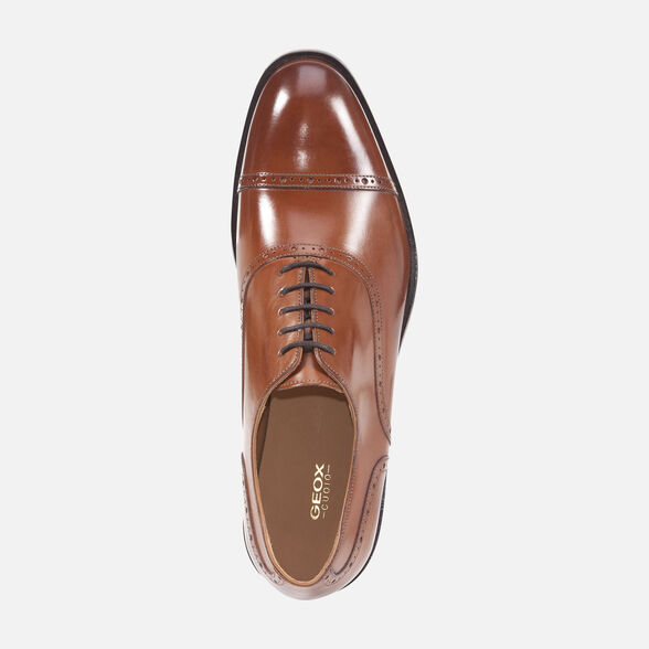 FORMAL SHOES MAN GEOX SAYMORE MAN - 7