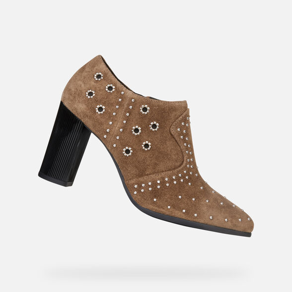 HEELS WOMAN GEOX PEYTHON WOMAN - 1