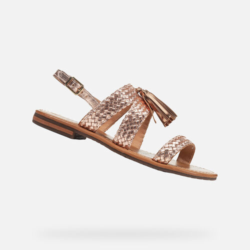 SANDALS WOMAN GEOX SOZY S WOMAN - null