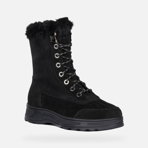 ANKLE BOOTS WOMAN GEOX HOSMOS ABX WOMAN - 3