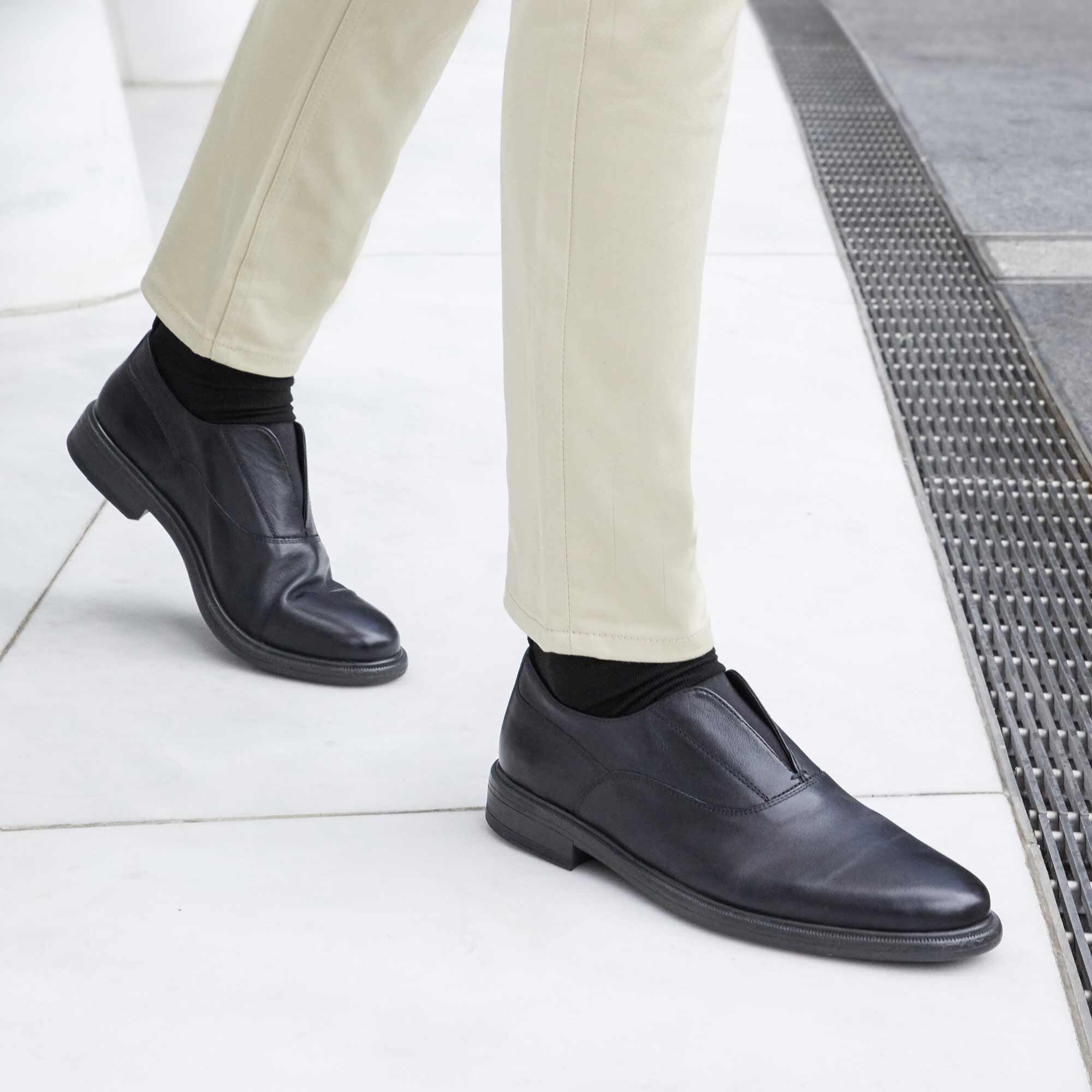 Geox TERENCE Man: Black Shoes   Geox ® Official Store