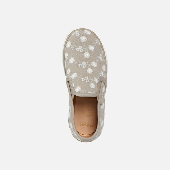 FILLE ESPADRILLES GEOX KILWI FILLE - 6