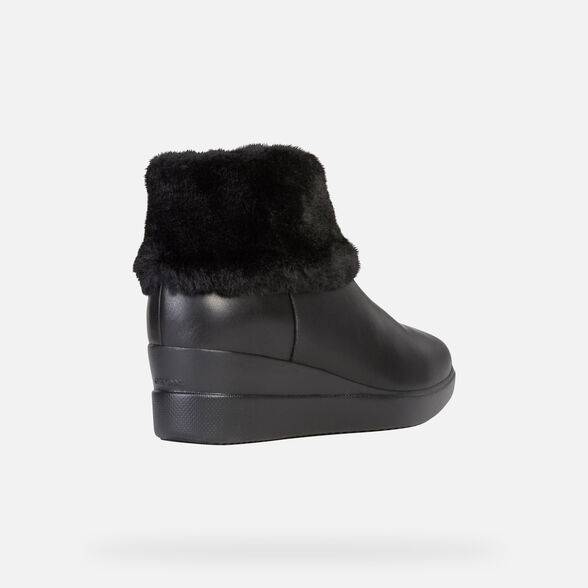ANKLE BOOTS WOMAN GEOX STARDUST WOMAN - 5