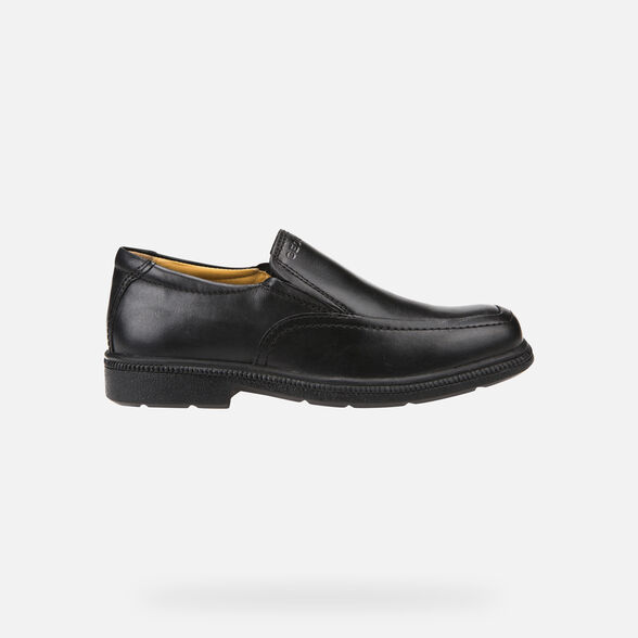 UNIFORM SHOES BOY GEOX FEDERICO BOY - 3