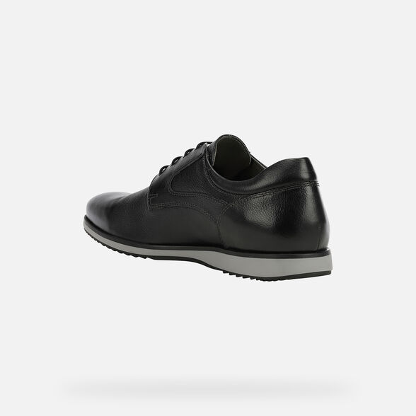 MAN CASUAL SHOES GEOX BLAINEY MAN - 4