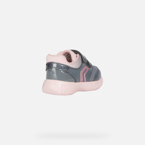 LOW TOP BABY GEOX WAVINESS BABY GIRL - 5