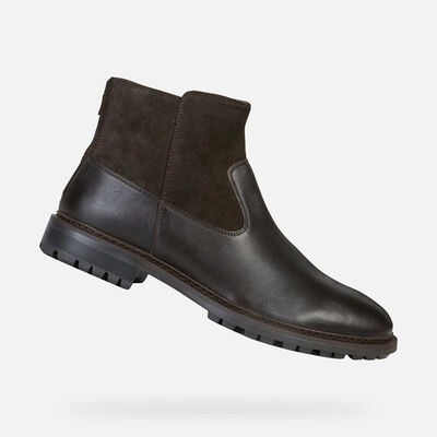 BOTTES HOMME GEOX BRENSON HOMME