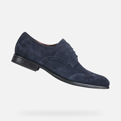 CASUAL SHOES MAN GEOX IACOPO MAN