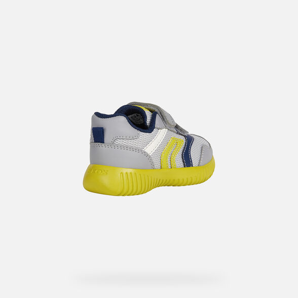 SNEAKERS BABY GEOX WAVINESS BABY BOY - 5