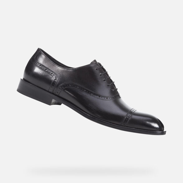 MAN FORMAL SHOES GEOX SAYMORE MAN - 1