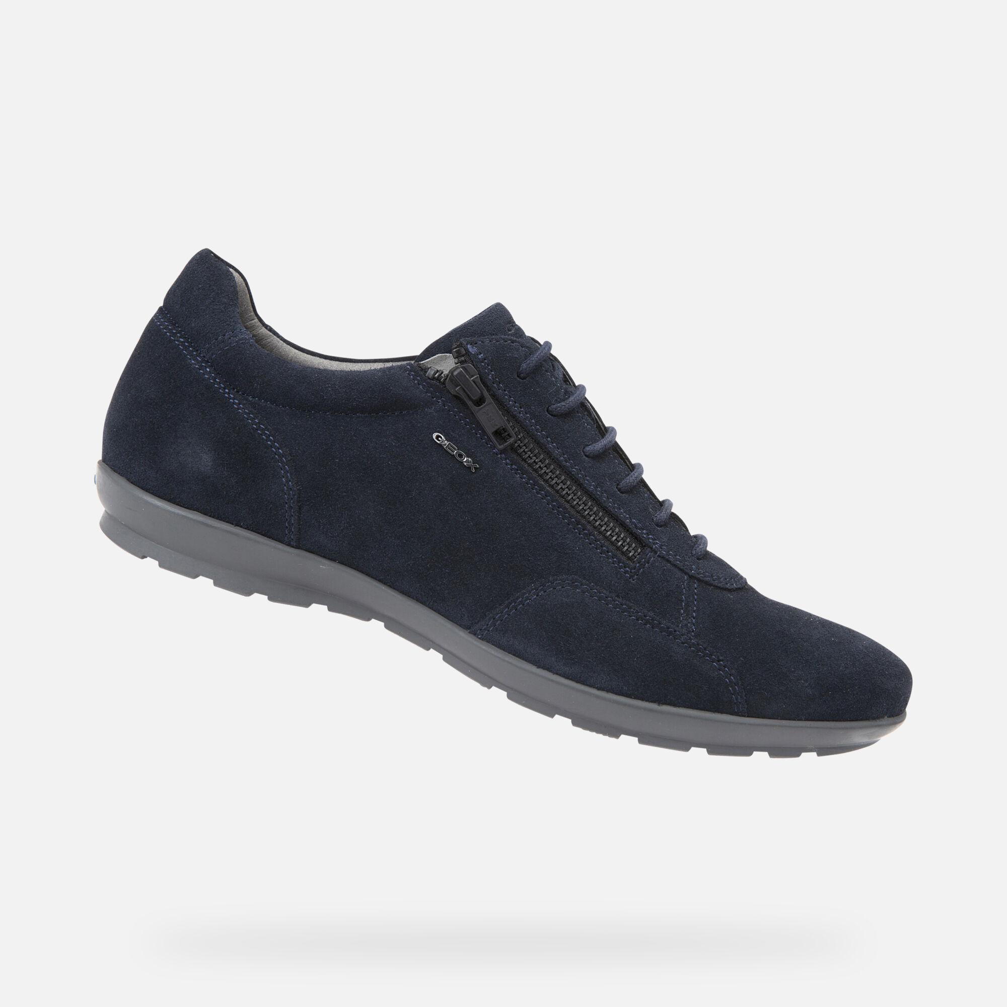 Geox u happy scarpe uomo blu u0162pc0661